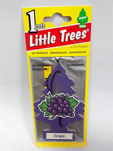 Елочка Little trees Grape