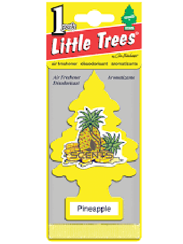Елочка Little trees Pineapple